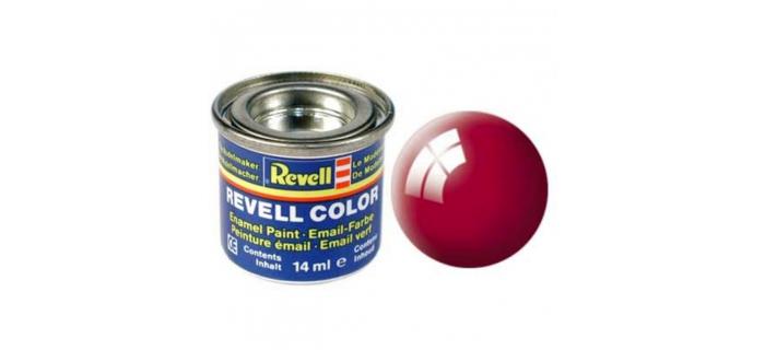 Maquettes : REVELL REVE32134 - Peinture rouge ferrari brillant