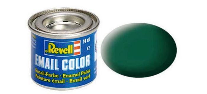 Train électrique :  REVELL REVE32148 - Peinture vert mat