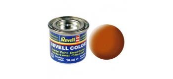Maquettes : REVELL REVE32185 - Peinture brun mat