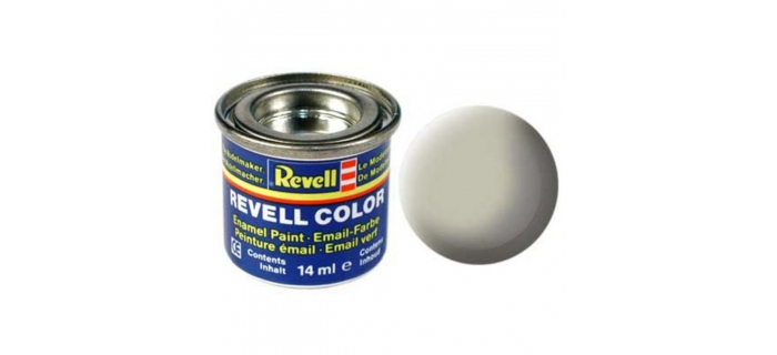 Maquettes : REVELL REVE32189 - Peinture beige mat
