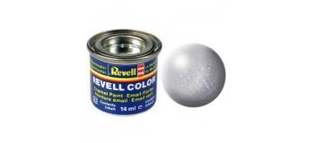 Maquettes : REVEL REVE32190 - Peinture argent métallique