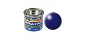 Maquettes : REVEL REVE32350 - Peinture bleu de prusse satiné