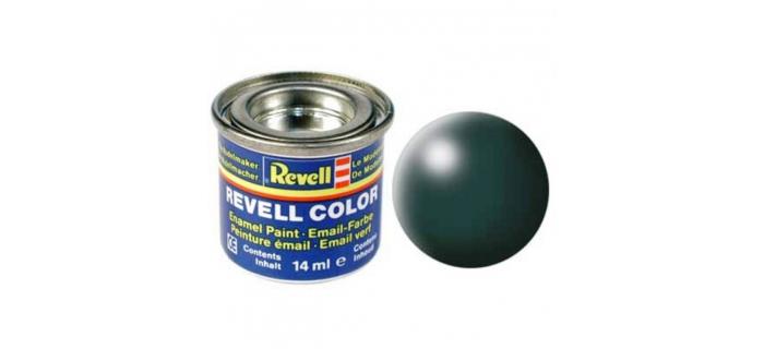 Maquettes : REVELL REVE32365 - Peinture vert satiné