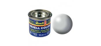 Maquettes : REVELL REVE32371 - Peinture gris clair satiné