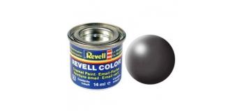 Maquettes : REVELL REVE32378 - Peinture gris foncé satiné