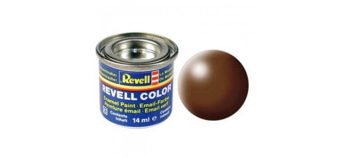 Maquettes : REVELL REVE32381 - Peinture brun satiné