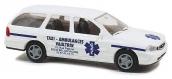"RIE50592 - Ford Mondeo Turnier ""Taxi-Ambulances"" (F) - Rietze"