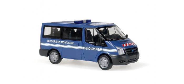 RIE52522 - Renault Trafic Gendarmerie, Secours en montagne - Rietze