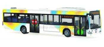 RIE66598 - Autobus Citaro E4 Marseille - Rietze