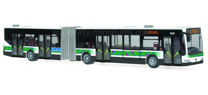 RIE66692 - Autobus Citaro G E4 Troyes  - Rietze
