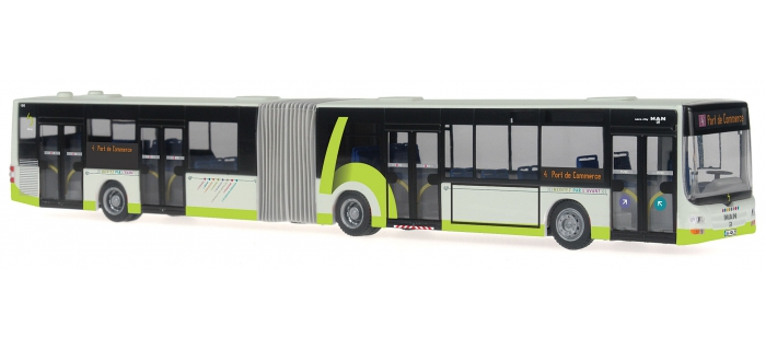RIE67269 - MAN Lion's City G Bibus - Rietze