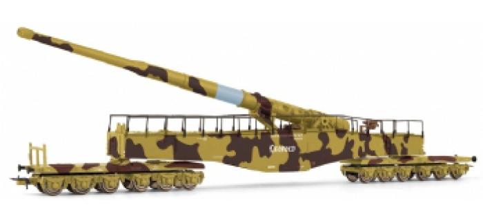 Pièce d'artillerie lourde K5, DRB*