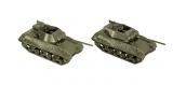 MODELISME FERROVIAIRE ROCO R05038 - Char d'assaut M 10 d'Achille ou M 36 Jackson
