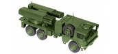 Modelisme ferroviaire ROCO R05057 - Camion lance-roquettes d'artillerie (LARS 2)