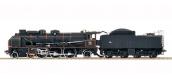 R68302 - Locomotive vapeur 231 E 26 (avec 'TIA') livrée noire - Roco