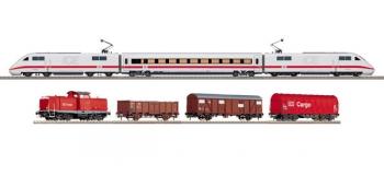 R41339 - Coffret de départ digital, rame fret + rame ICE, DB - Roco