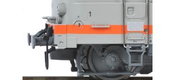 R72460 - Locomotive électrique BB16024, SNCF, livrée béton - Roco