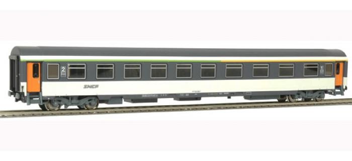 R45748 - Voiture Corail Vu mixte 1e / 2e cl, SNCF. - Roco