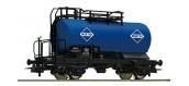 Modélisme ferroviaire :ROCO R56257 - Wagon citerne Martha des ÖBB