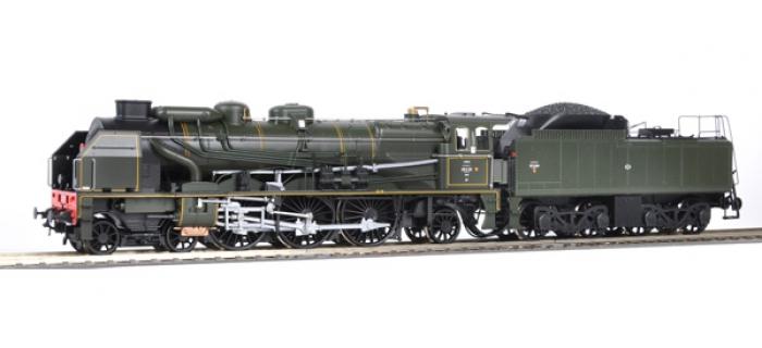 R62310 - Locomotive vapeur 231 E 30  SNCF, Digital Sound - Roco