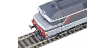 R62976 - Locomotive CC72040 Multi SNCF - Roco
