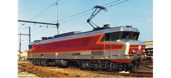 R72615 - Locomotive électrique CC6522 livrée TEE dépôt Paris Sud - Ouest - Ep. IV - Roco
