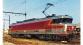 R72616 - Locomotive électrique CC6522 livrée TEE dépôt Paris Sud - Ouest - Ep. IV - digitale sonore - Roco