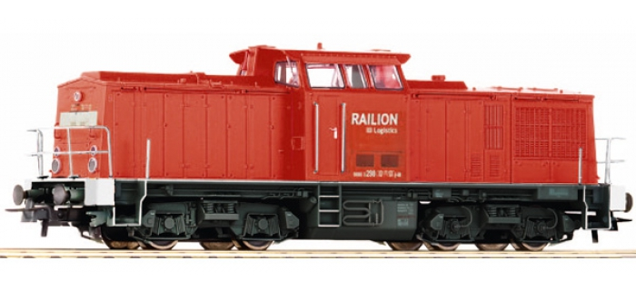 R72844 - Locomotive Br298 RAILION son DB - Roco