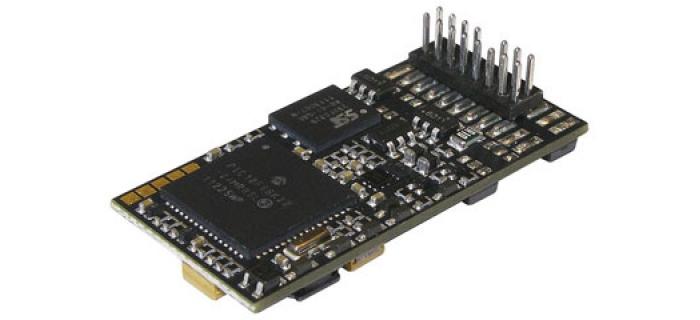 R10882 - Décodeur PluX16 avec rétrosignal - Roco
