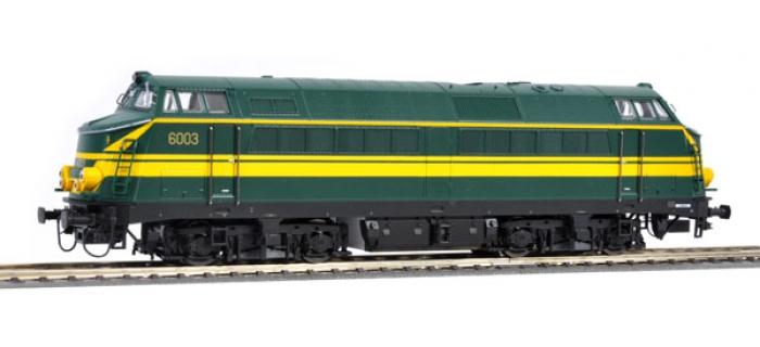 R62995 - Locomotive diesel 6003, SNCB - Roco