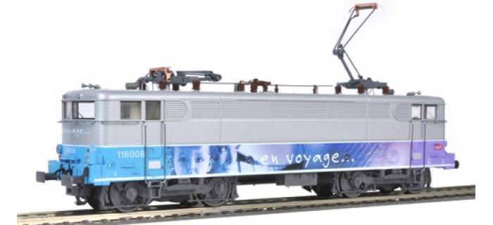 R72465 - Locomotive  électrique BB16008