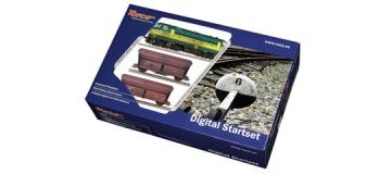 R41342B8 - Coffret de départ digital, rame tremies FBL - Roco