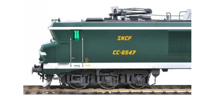 R72613 - Locomotive électrique CC 6547 MAURIENNE SNCF - Roco