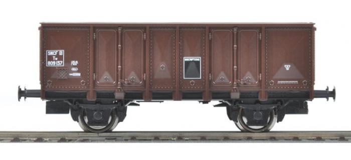 R67505 - Wagon tombereau SNCF - Roco