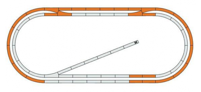 R51250 - Coffret GeoLine - Roco