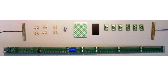 Train électrique : ROCO R40420 - Kit eclairage universel LED