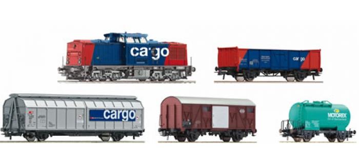 modelisme ferroviaire R41337 COF.DIGITAL V100 SBB train electrique
