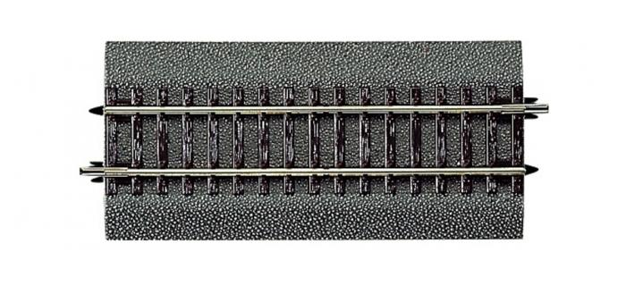 Modélisme ferroviaire : ROCO - R42511 - Rail droite DG1
