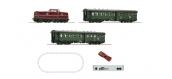 Modélisme ferroviaire : ROCO -  R51295 - Coffret de départ numérique z21: Locomotive diesel série 280 avec train de voyageurs de la DB