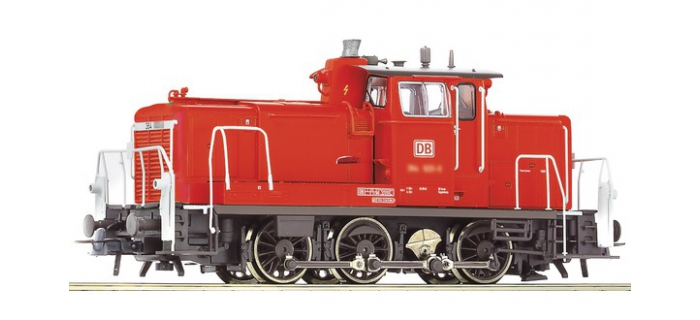 Modélisme ferroviaire : ROCO R52530 - Locomotive diesel BR 365, DB