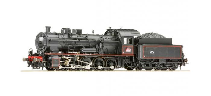 Modélisme ferroviaire : ROCO R52606 - Locomotive à vapeur 050, SNCF