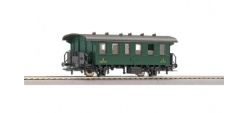 Modélisme ferroviaire : ROCO R54331 - Voiture de chemin de fer 2ème classe RENFE