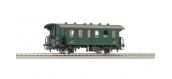 Modélisme ferroviaire : ROCO R54332 - Voiture de chemin de fer 3ème classe RENFE