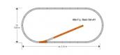 Modélisme ferroviaire : ROCO R61150 - Coffret de rails, set d'extension A 1