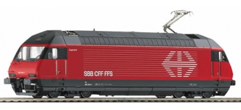 R62704 LOCO E.Re460 ZUGERLAND SBB train electrique