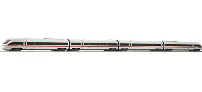 Train électrique : ROCO R63038 - Automoteur Br605 ICE DSB