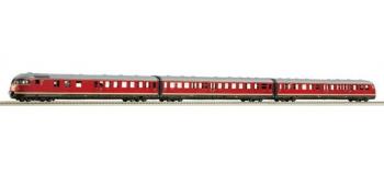 Train électrique : ROCO R63132 - Automotrice diesel vt12.5 DB