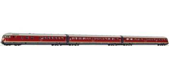 Train électrique : ROCO R63136 - Automotrice VT12.5 SON DB