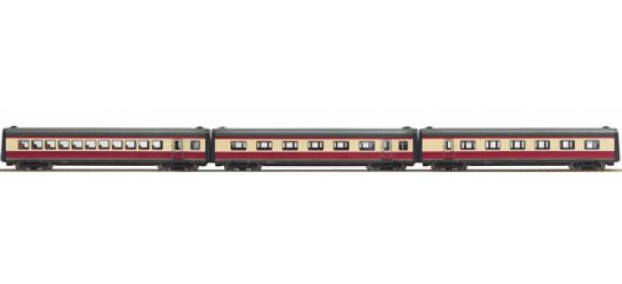 roco 64057 SET 3 VOIT.COMP. 63103 DB train electrique
