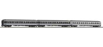 roco 64061 SET 3 VOITURES OBB train electrique